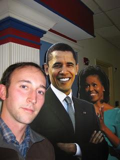 me and obama